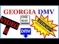 GEORGIA6|DMV ESTUDIE PARA LA LICENCIA.
