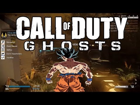 MW4 NEEDS TO COPY EVERYTHING FROM COD GHOST AND NOTHING FROM BLACK OPS