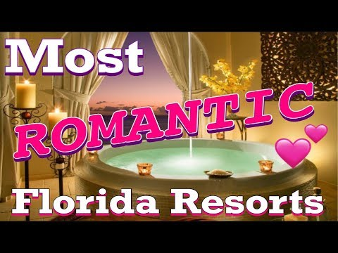 The Top 10 Most Romantic Florida Resorts For Couples