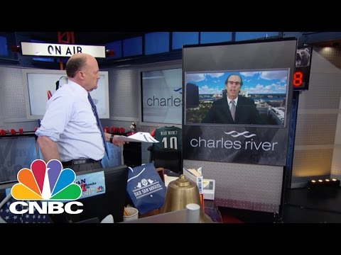 Charles River Laboratories CEO:  Researching For Returns | Mad Money | CNBC