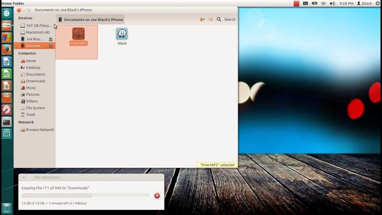 musica con ubuntu 13.04