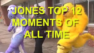 Jones Big Ass Compilation   Top 12 Toby Moments of All Time???