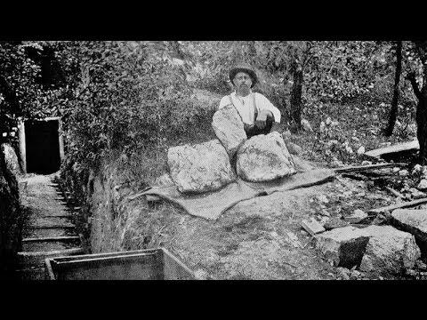 Historic Mining Photographs: Kingsgate Near Glen Innes, NSW Australia