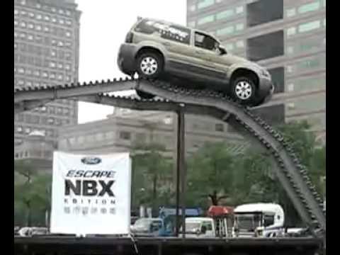 Ford Escape โชว์เสียว