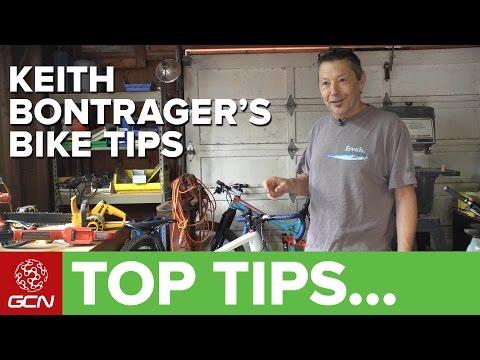 Keith Bontrager's Top Bike Maintenance Tips