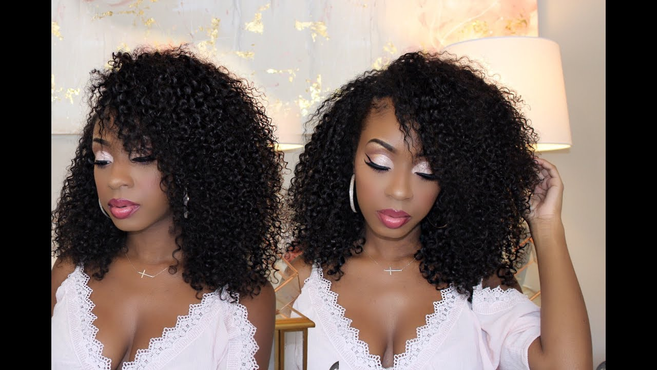 UNice Brazilian Jerry Curl Hair Review