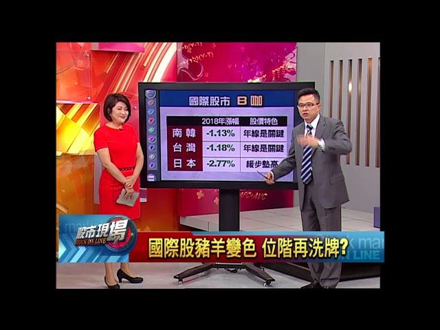 【股市現場-非凡商業台鄭明娟主持】20180425part.4(林聖傑)