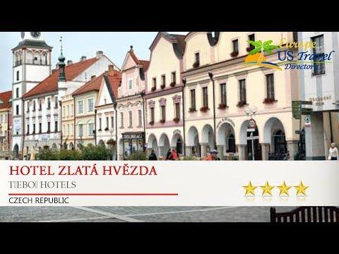 Hotel Zlatá hvězda - Třeboň Hotels, Czech Republic