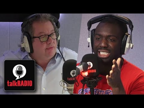 Watch the full clash with Remain campaigner Femi Oluwole | Mike Graham