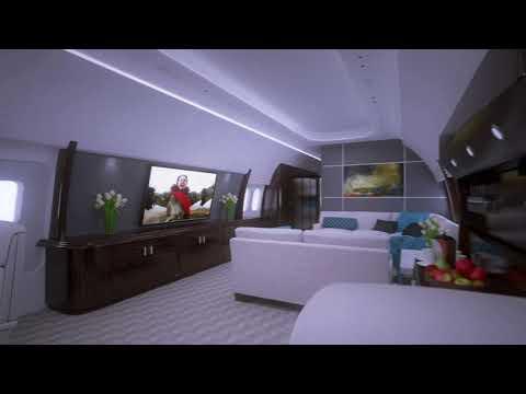 Rockwell Collins Venue Cabin Management System