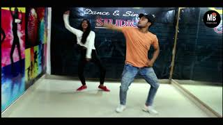 Coca Cola Tu #song - Tony Kakkar ft. Young Desi #Dance Choreography by Krishi Dixit