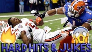 NFL Hard Hits & Jukes   See Me Fall  