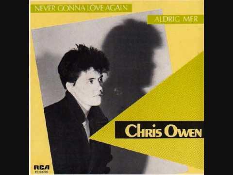 CHRIS OWEN  What's Up 1984