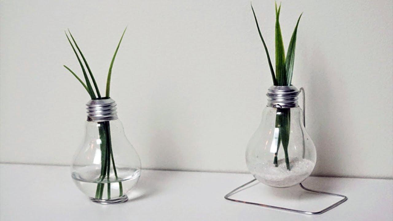 Diy Craft Ideas For Old Light Bulbs