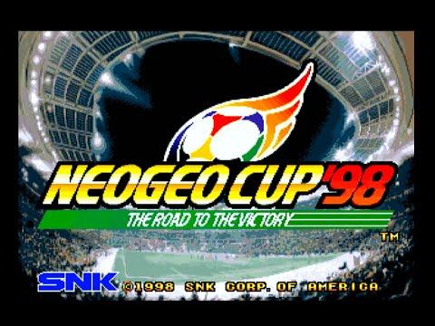 Neo Geo Cup 98 [Neo Geo] MVS