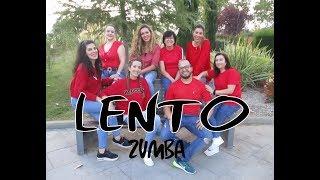 Lento - Thalía, Gente De Zona Zumba CoreografÍa