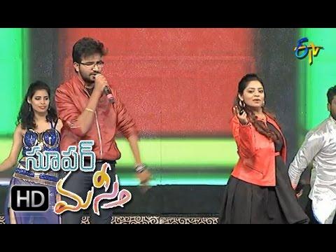 Amadu Song|Prudhvi Chandra,Ranina Reddy Performance|Super Masti |Chilakaluripet |16th April 2017