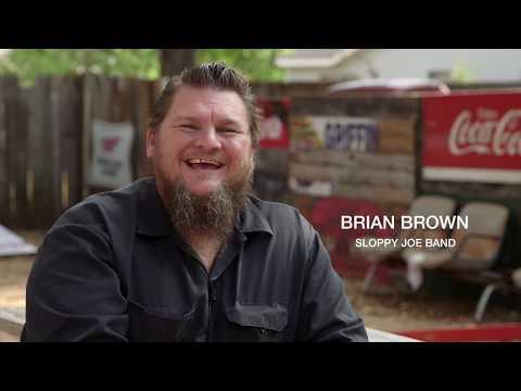 Brian Brown on David Zychek