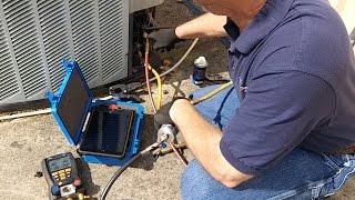 HVAC Service: Bad TXV added A/C ReNew