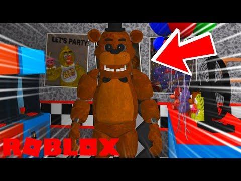 Becoming Freddy Fazbear in Roblox Blockbears