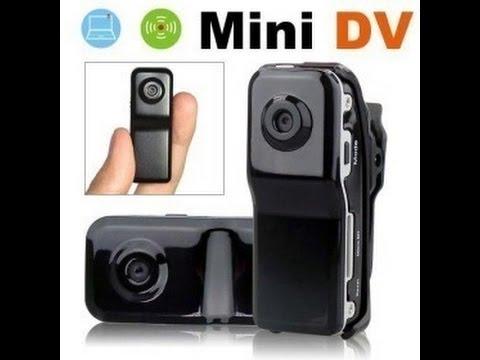 Mini Camara Espia Dvr - YouTube 63e1484b2a