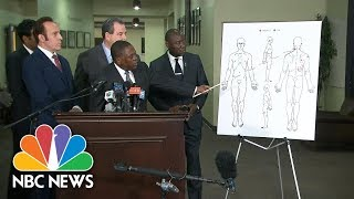 Doctor: Stephon Clark Autopsy Shows He Received Eight Gunshot Wounds | NBC News