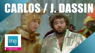 "Carlos et Joe Dassin ""Le bougalou du loup-garou"" (live) | Archive INA"