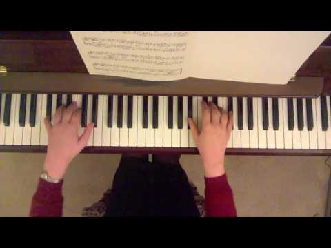 ABRSM Piano 2017-18: Grade 2 A6 (A:6): Dolce (from Fantasia No. 4 in G) by Telemann