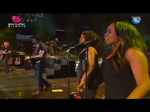 Leona Lewis Take a Bow Live Rock In Rio