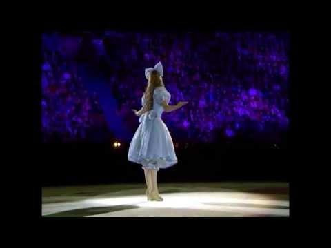 Ария куклы Олимпии. Исполняет Термине Зарян (сопрано).