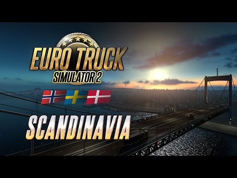 euro truck simulator 2 scandinavia trailer youtube. Black Bedroom Furniture Sets. Home Design Ideas