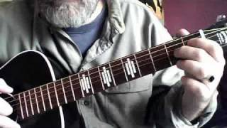O Oh Canada National Anthem Solo Acoustic Guitar Fingerstyle Lesson Cover