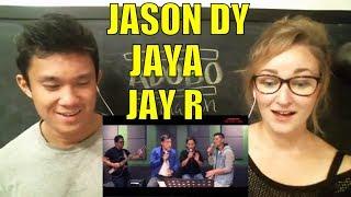 OFFICIALLY MISSING YOU - JAYA, JAY R, & JASON DY REACTION