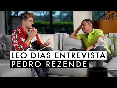 Leo Dias entrevista Pedro Rezende
