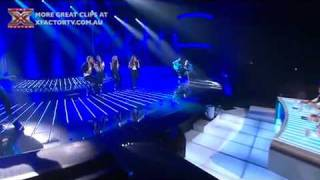 X-Factor Australia - Mahogany - What Do You Want From Me