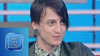 """Intervista al """"baby campione"""" de """"L'Eredità"""" Diego Fanzaga - Vieni da me 15/02/2019"""
