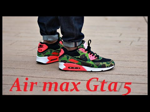 dac8e67b6a2 gta 5 air max