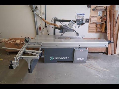 Ongebruikt ALTENDORF WA 80 (Höchsmann Klipphausen) - YouTube LN-95