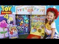 TOY STORY 4 Box Carnival With Buzz Lightyear & Woody Games