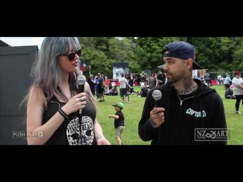 Bleeders IT&A Expo Interview