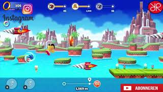 Sonic Runners Adventure Android and Iphone 2018 (music only)