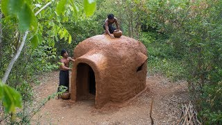 Mud House | building skill