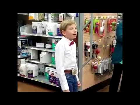 Yodeling Walmart Kid REMIX ( OFFICIAL AUDIO )