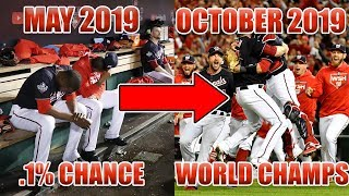 The .1% Story - How The Washington Nationals Won The World Series
