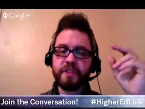 Higher Ed Live: Higher Ed Takes On SEO