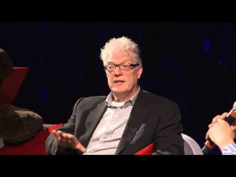 An Interview with Sir Ken - Part One   Sir Ken Robinson   TEDxLiverpool