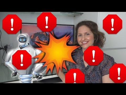 Mum Tries To DESTROY!!!! macOS Sierra (2016)
