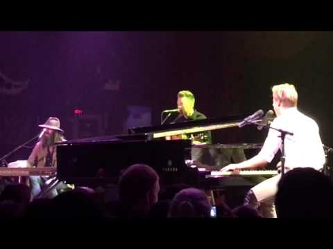 There There, Katie, Andrew McMahon – Dear Jack Benefit 2015, House of Blues Chicago