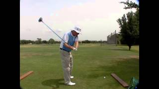 Slowdown your golf swing to hit it farther