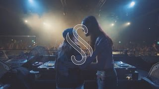 Sophie Francis | BCM Mallorca with Steve Aoki